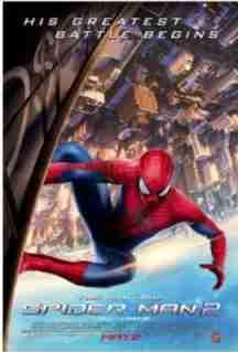 The Amazing Spider Man 2 (2014) Hindi BRRip Full Movie